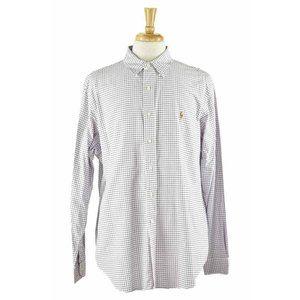Ralph Lauren Button Down Shirt XL Pink